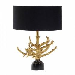 LAMPA CORAL D'ORO
