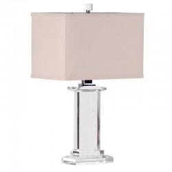 LAMPA CLEAR PEDESTAL