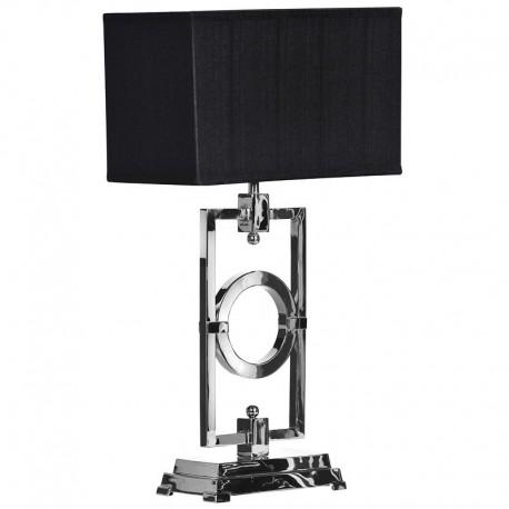 Niklowana lampa STERLING