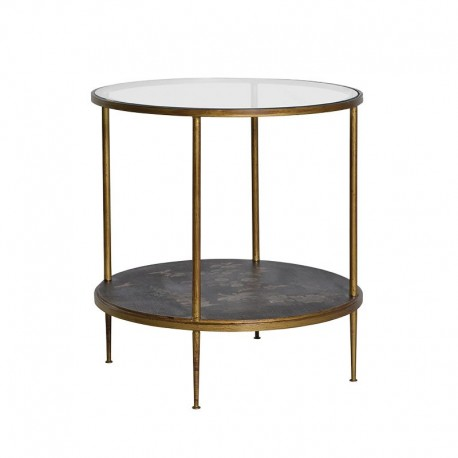 Okrągły stolik PARISIAN DECOR
