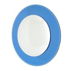 Lustro ECLIPTICA niebieskie