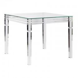 Bezbarwny stół LUCIDOSO