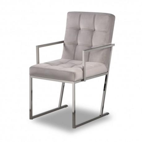 Krzesło STARCK Silver Grey