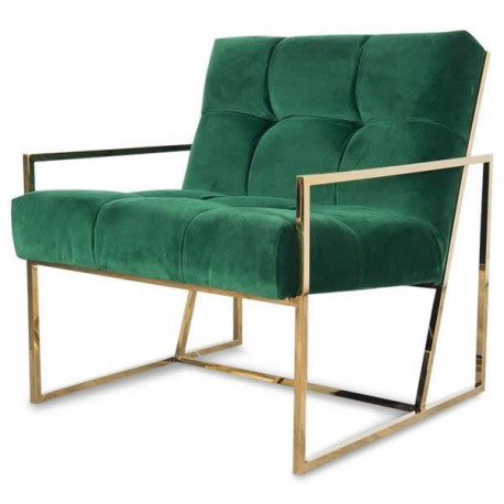 Fotel STARCK Gold Jade