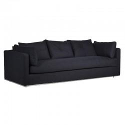 Sofa ATLANTA czarna