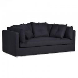 Sofa ATLANTA 2 os czarna