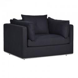 Fotel ATLANTA czarny