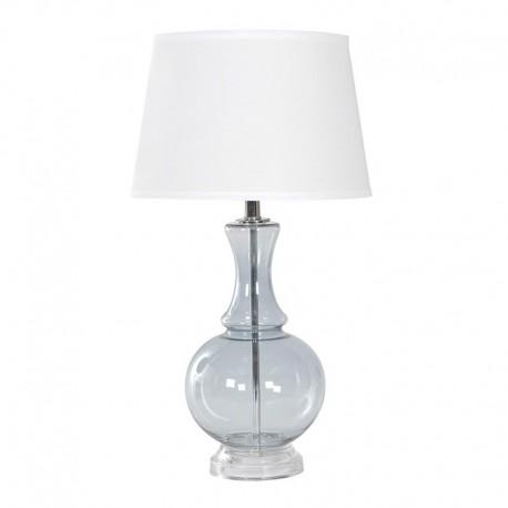 Szklana lampa MOON STONE