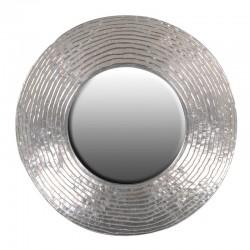 Lustro MIRAGE srebrne