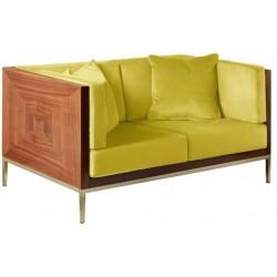 Sofa ASTORIA żółta