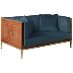 Sofa ASTORIA niebieska