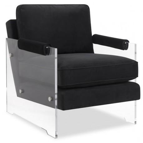 Fotel VISIBLE BLACK