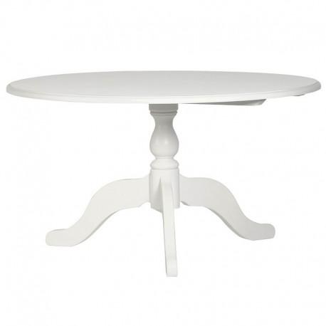 Stół ELEONORE biały