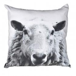 Poszewka na poduszkę WHITE SHEEP