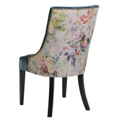 Krzesło BLOOM TEAL