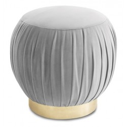 Pufa PAVOT Cream Brass