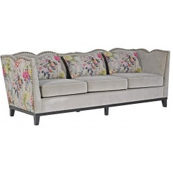Sofa BLOOM TEAL 3 os