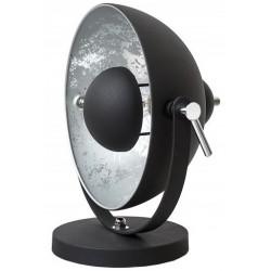 Lampa ETRO czarno srebrna