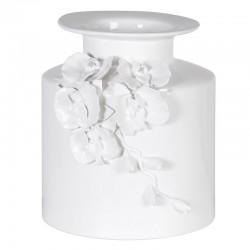 Wazon WHITE FLOWERS