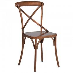 Krzesło SCRIBE miedź