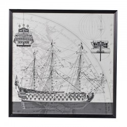 Grafika SAILING SHIP II