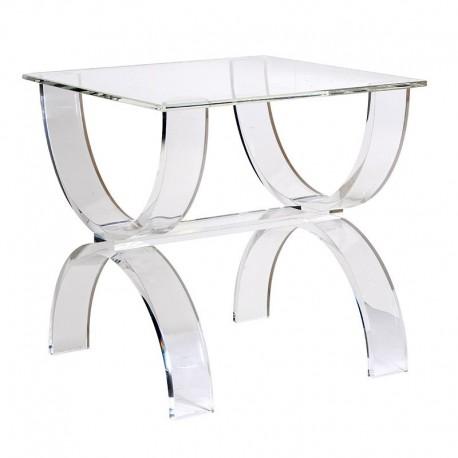 Akrylowy stolik LUCIDE