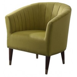 Fotel POSITANO oliwkowy