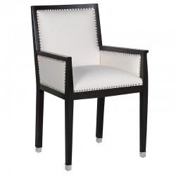 Krzesło NOBILE z podłokietnikami