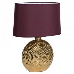 Lampa GOLD AUBERGINE