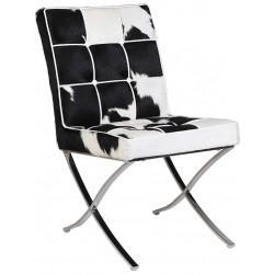 Krzesło COWHIDE