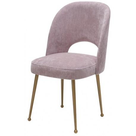 Krzesło MILAGRO LAVENDER