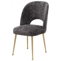 Krzesło MILAGRO BLACK