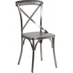 Krzesło SCRIBE nikiel