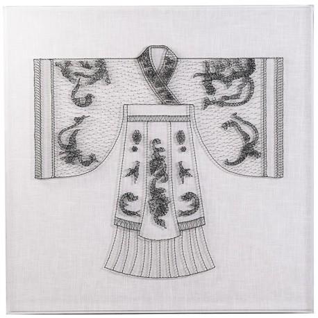 Dekoracja KIMONO NAILS