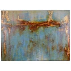 Obraz BLUE AMBER