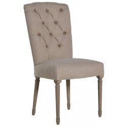 Krzesło PURE LINEN