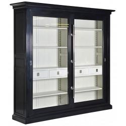 Biblioteka METROPOLITAN Silver Black