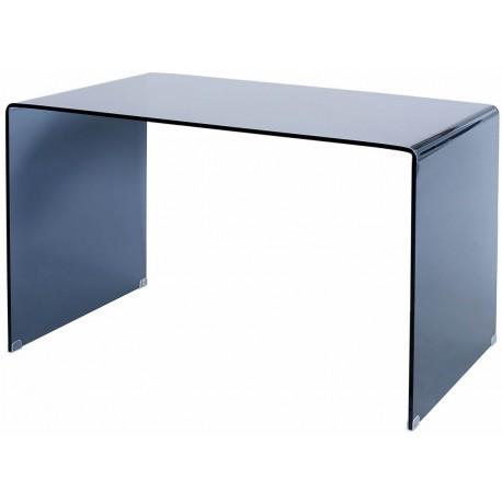 Szklany stół LIBRETTO GLAMOUR grafit