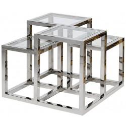 Wielopoziomowy stolik QUADRE