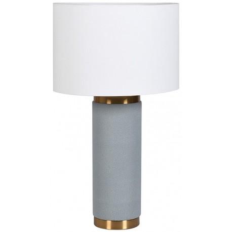 Lampa PIEL AZUL
