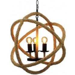 Lampa sufitowa COASTAL ROPE S