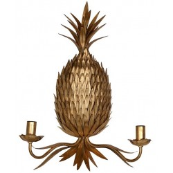 Kinkiet GOLD PINEAPPLE