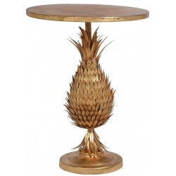 Stolik GOLD PINEAPPLE