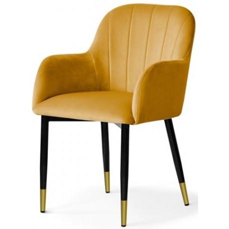 Krzesło ARDEN honey