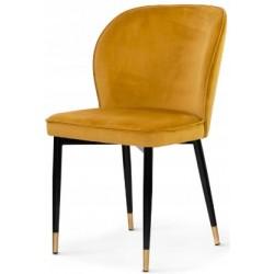 Krzesło GABRIELE żółte