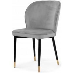 Krzesło GABRIELE ciemnoszare