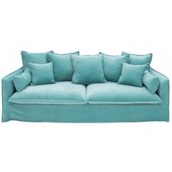 Sofa VELVET Aqua