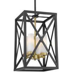 Lampa SURREY Black Gold