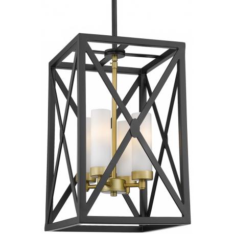Lampa SURREY Black Gold