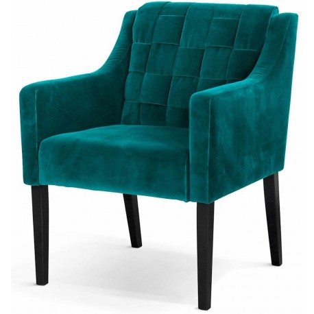Fotel AVA turkus